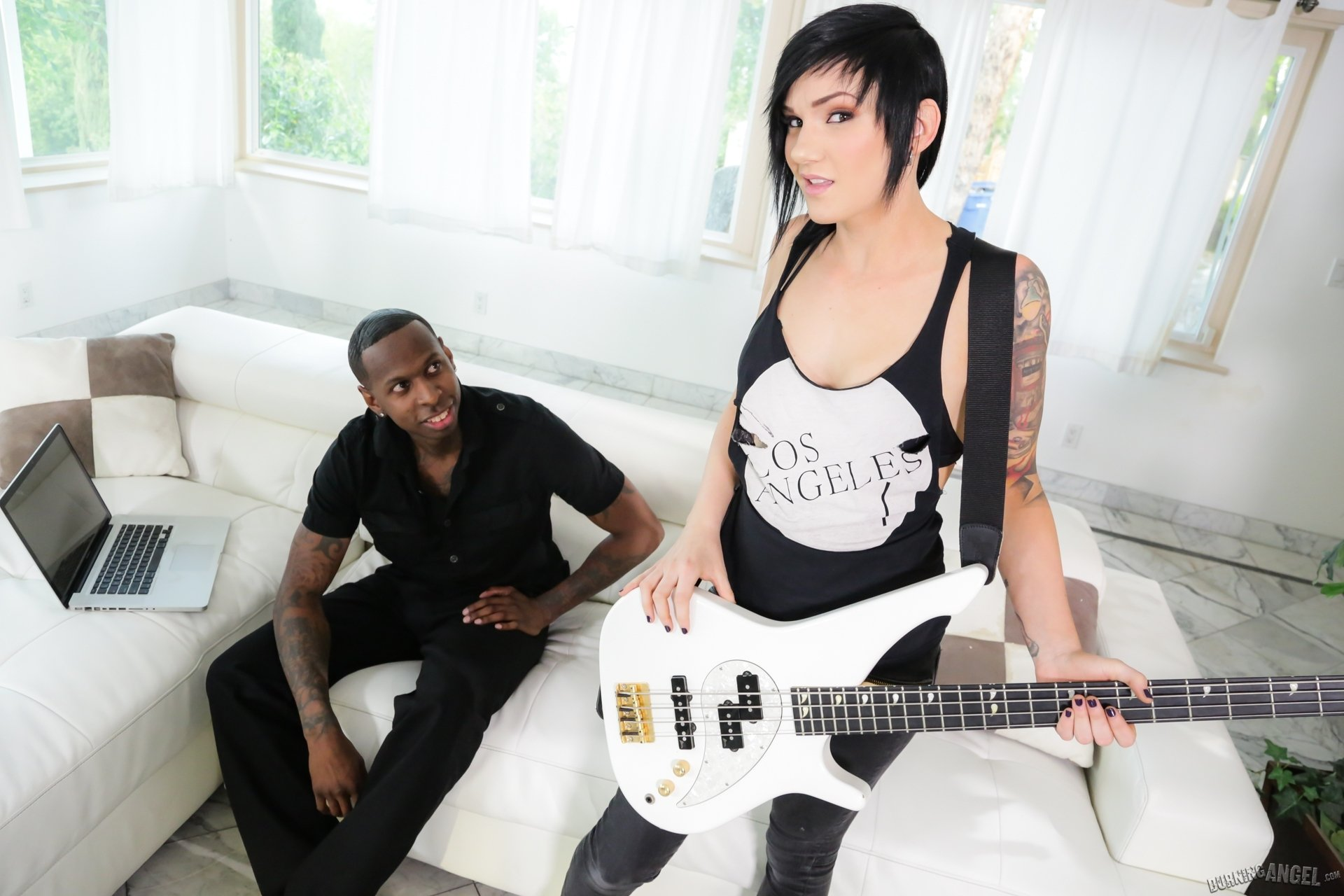 Excellent idea Naked guitar gothic congratulate, this