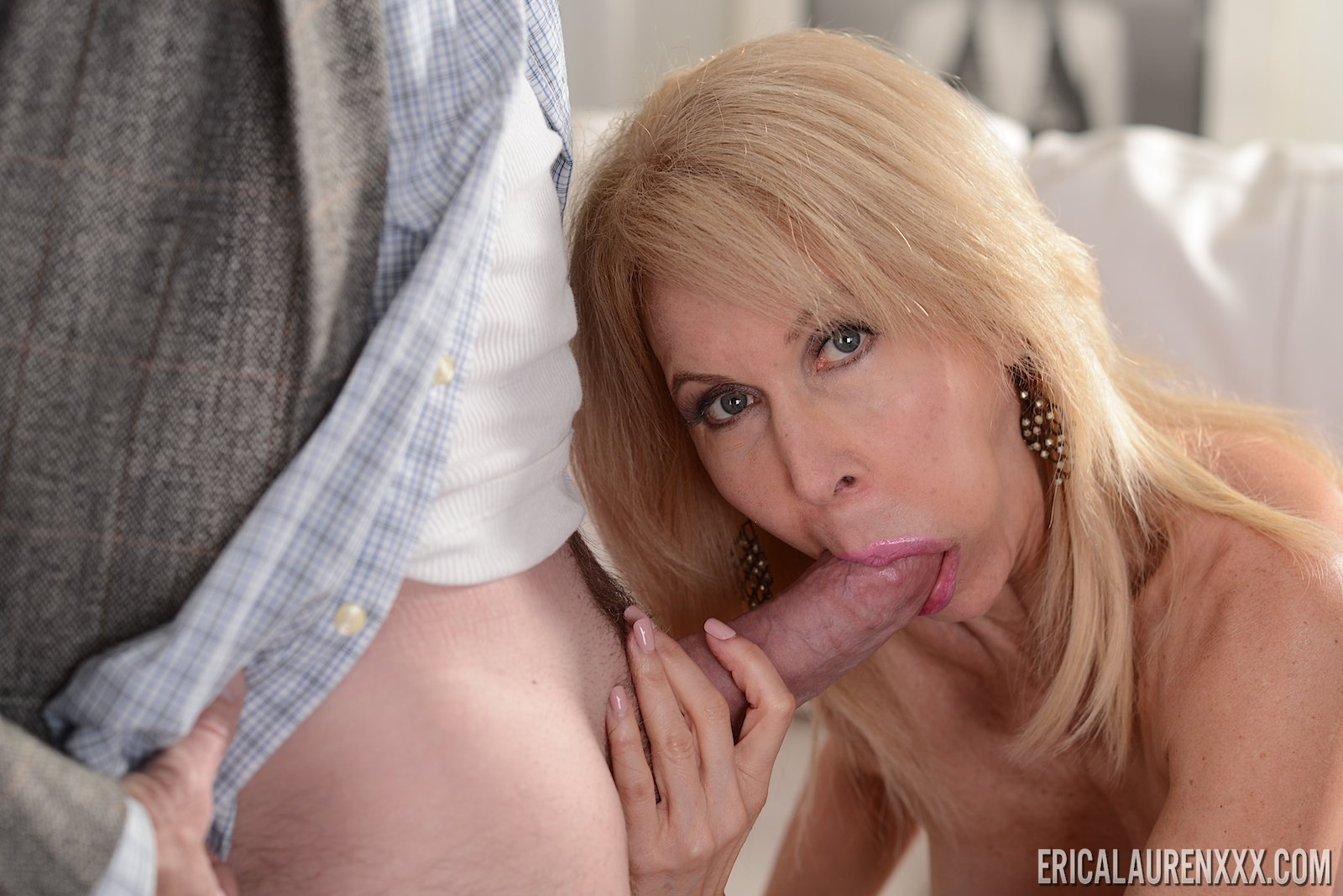 best of Hot busty stepmother cleaning the windows before a fuck