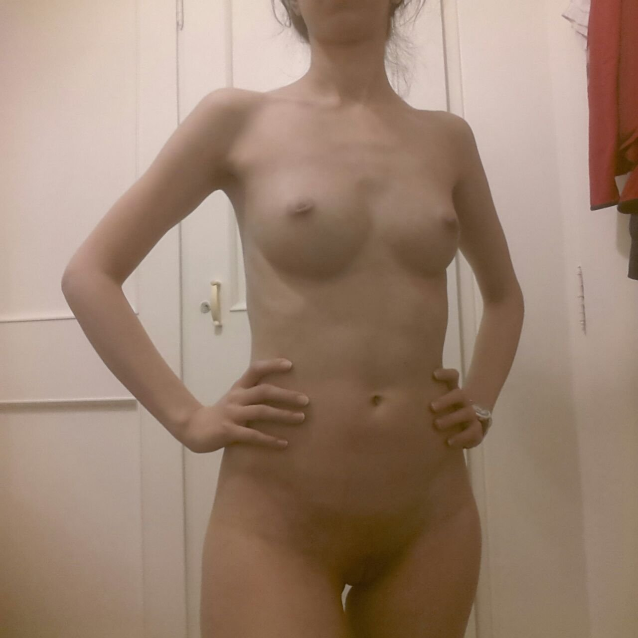 fit milf naked