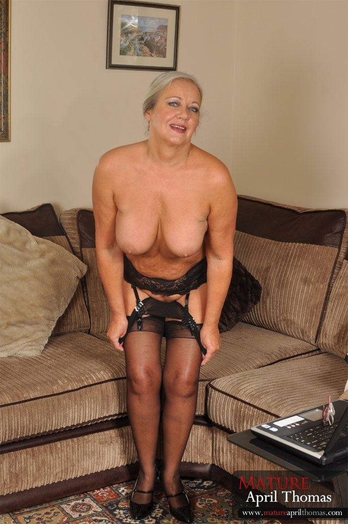 aunty big breast