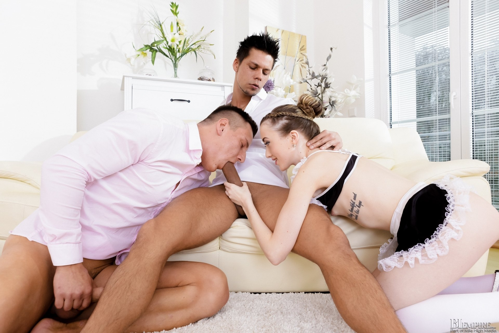 black girls in panties porn there