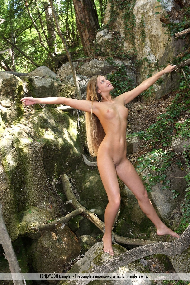 Sexy naked blonde sex #1