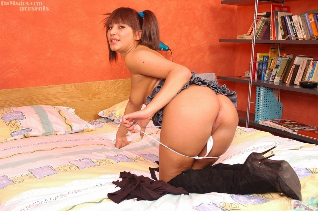 young babe creampie there