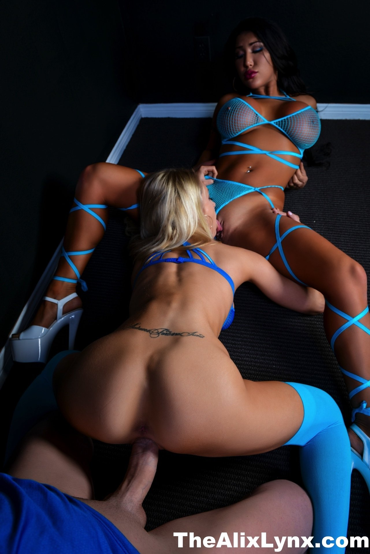 tied sex positions
