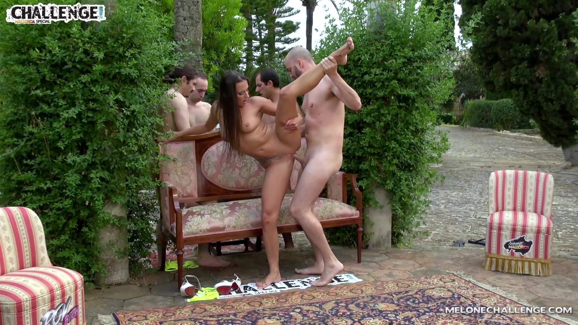 Young spanking porn #1