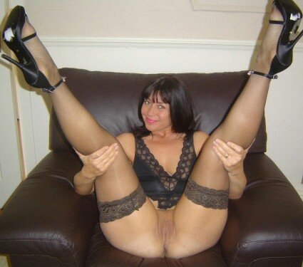 Stockings nylons amateur pictures — photo 9