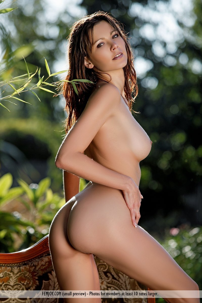 Amateur nude young
