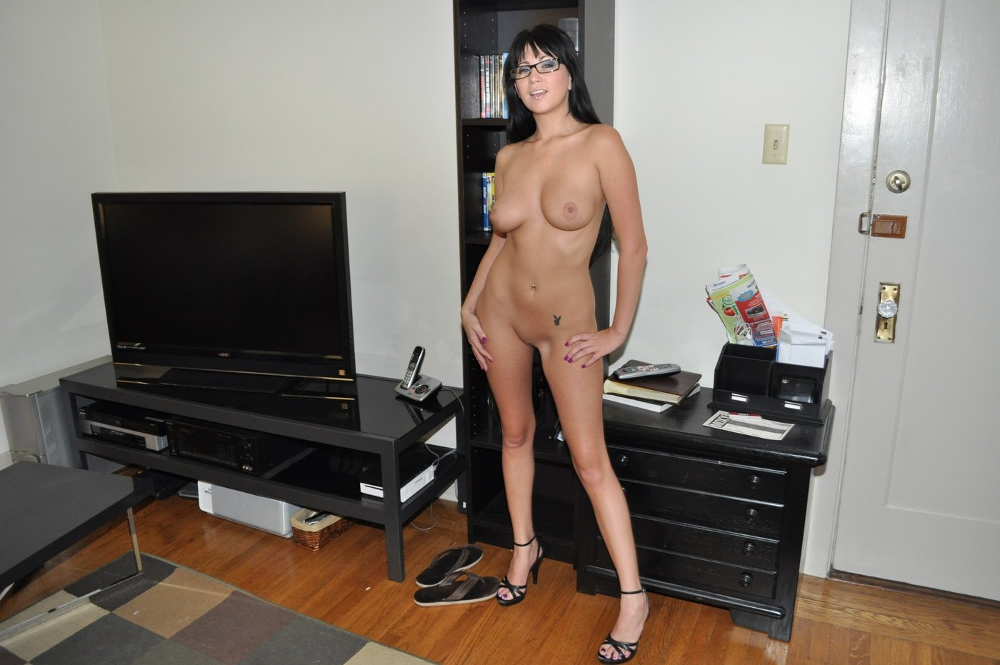 wife nude and clothed add photo