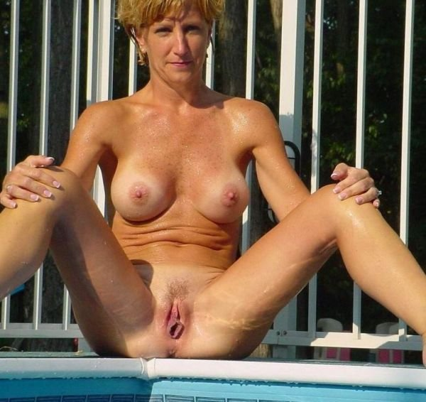 Mature solo boobs #1