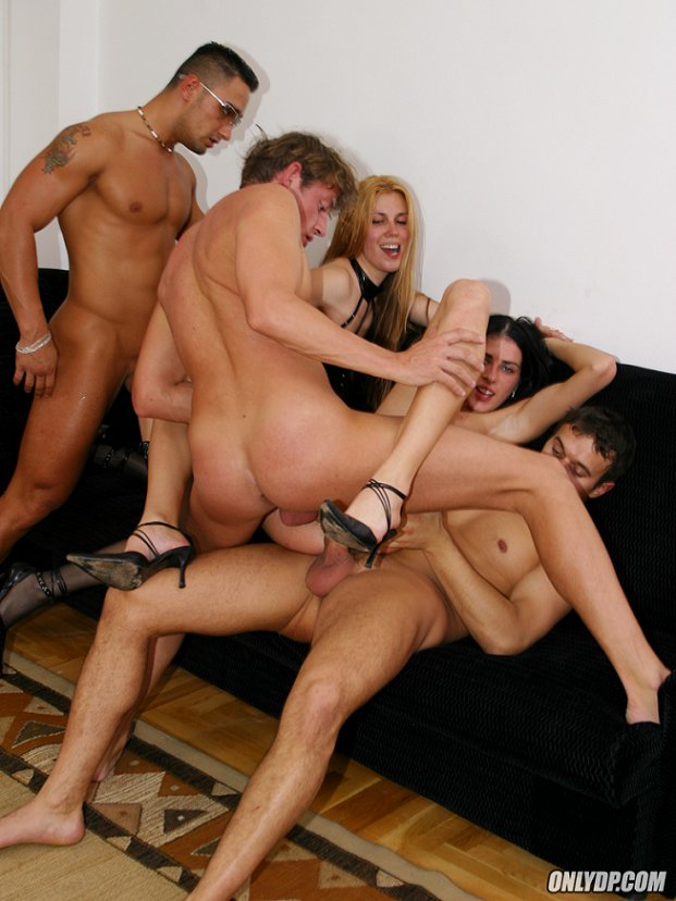 Fat mature woman fucked hard in group sex orgy