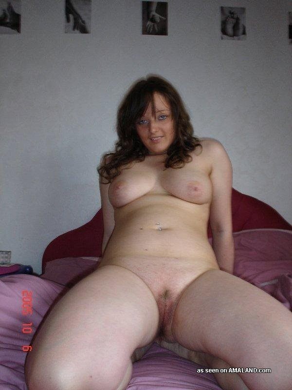 busty wife in threesome there