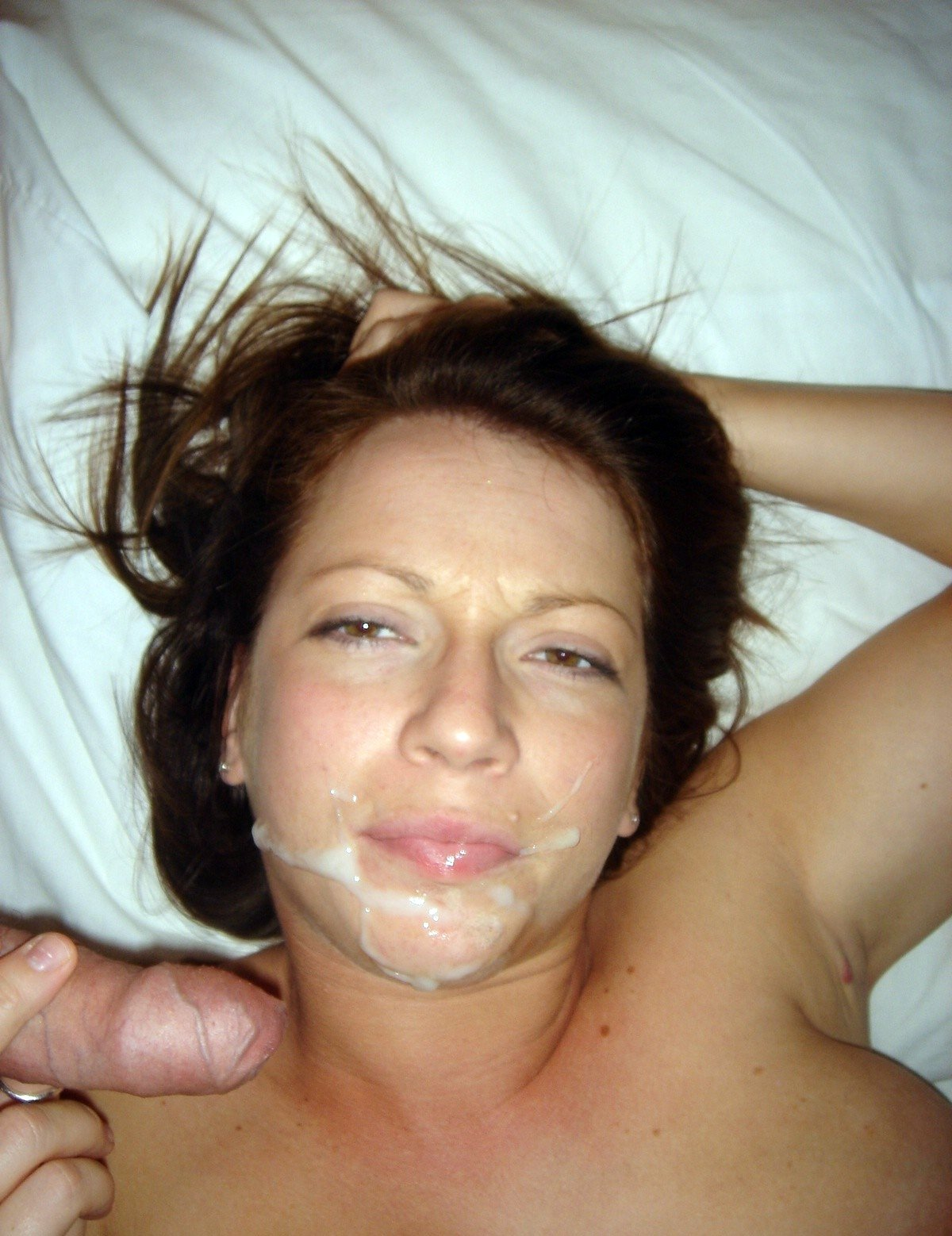 Home made facial movies — pic 3