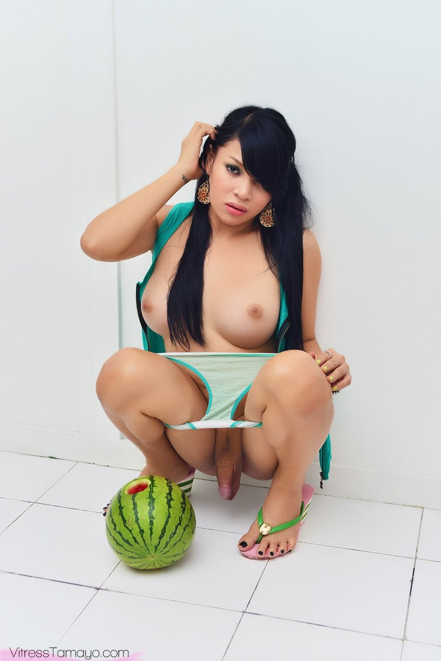 Terrell recommend best of huge asian ladyboy