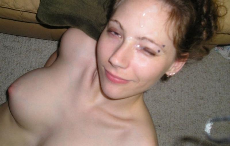Think, that Teen girl cum mess on face porn have thought