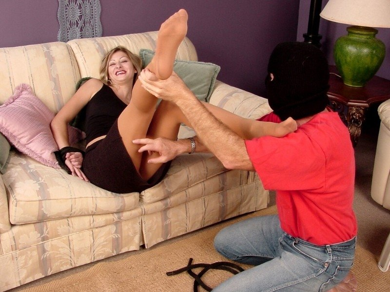 Wife watches husbands friend jack off
