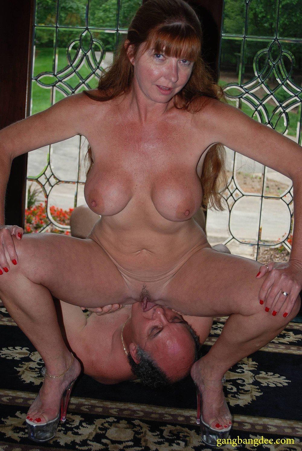 mature black ladies naked there