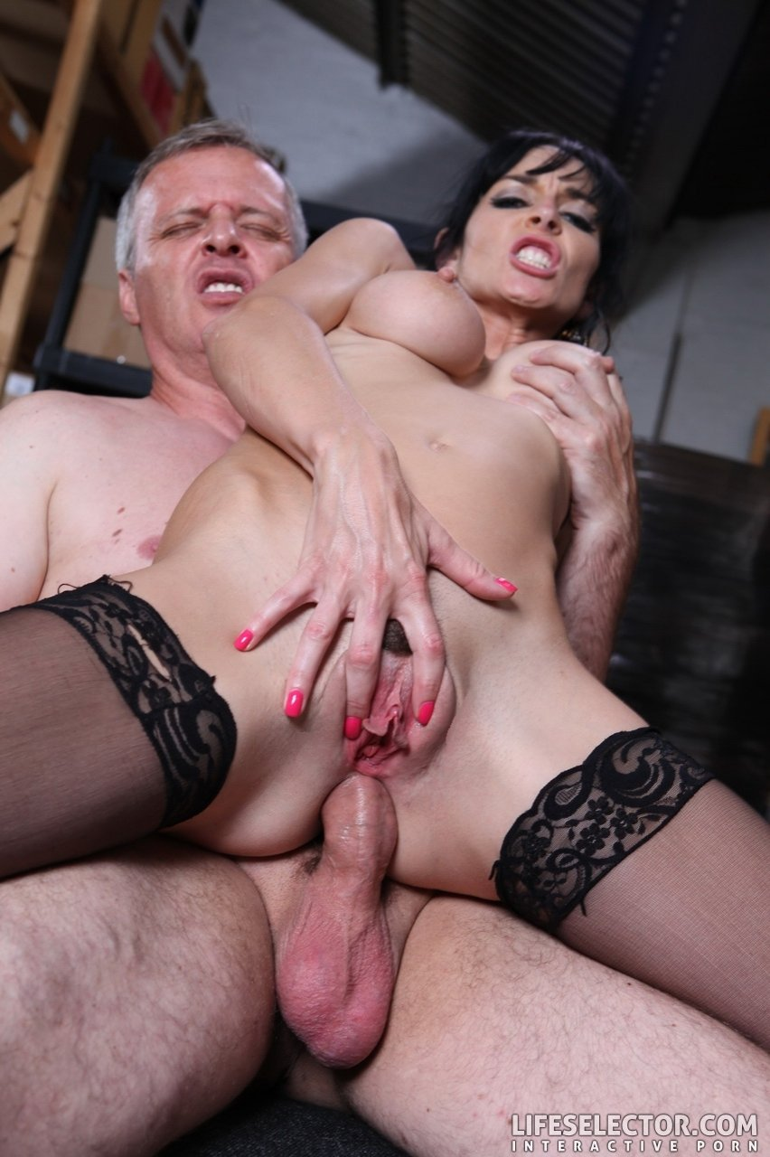 anal blonde first time