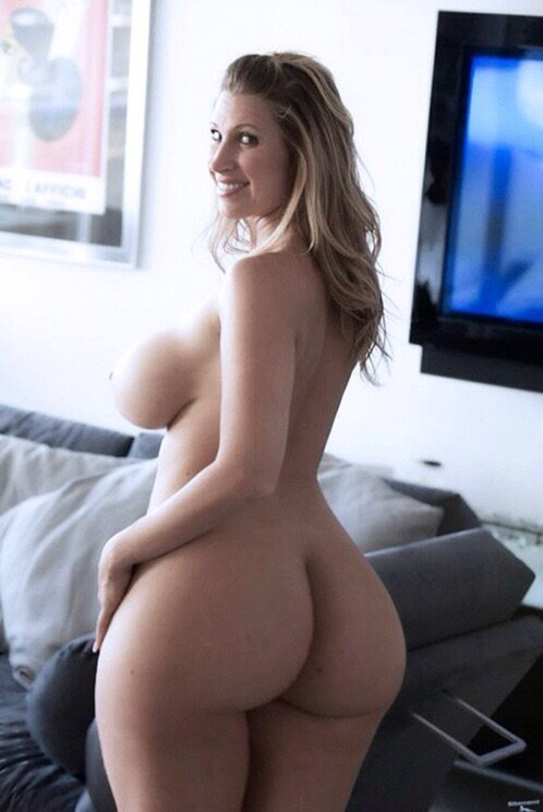 big booty in the kitchen