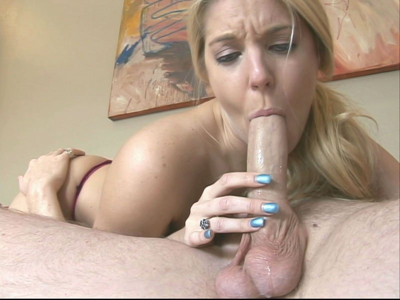 Hot young amateury blonde #1