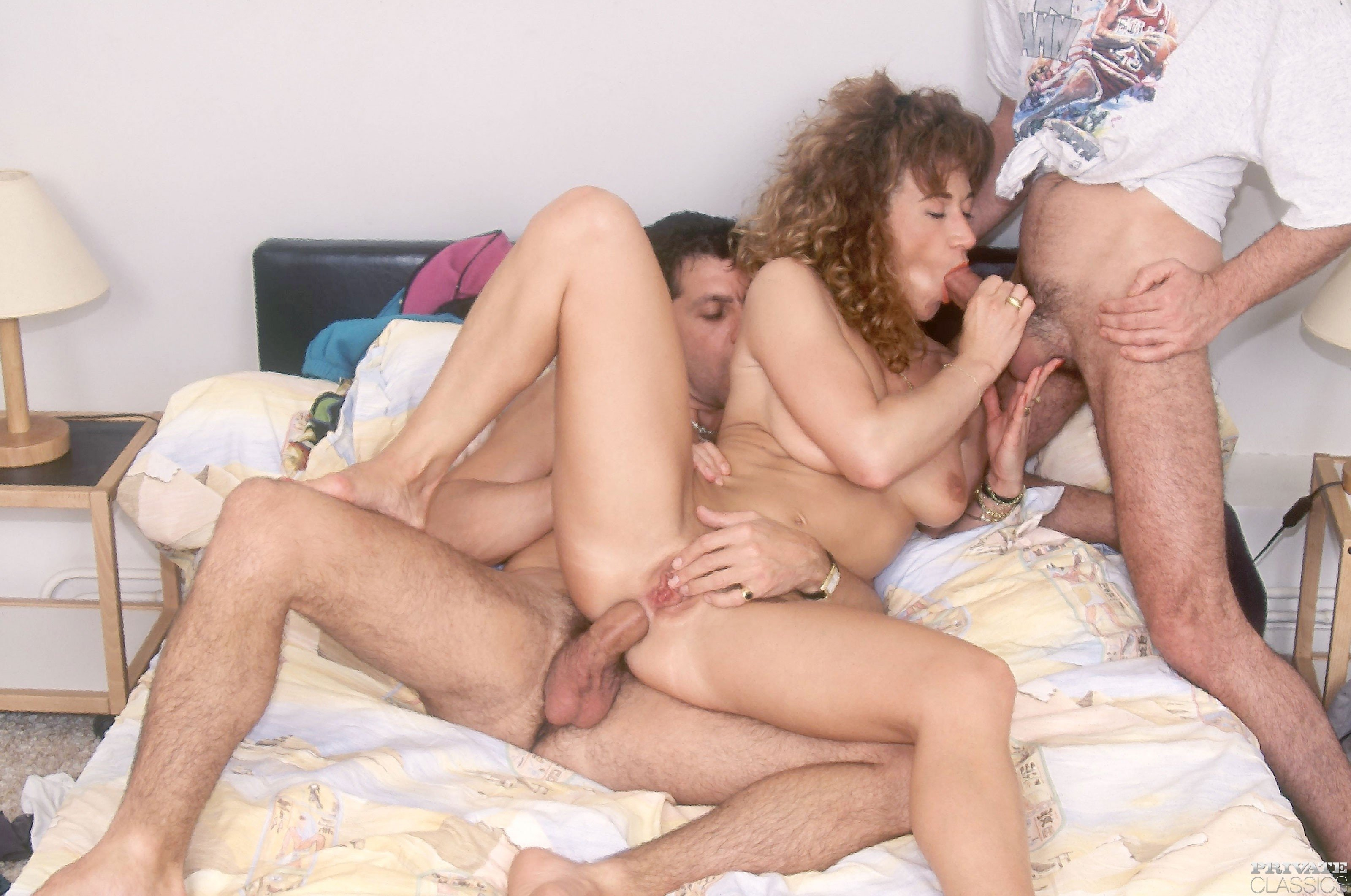 Double toying delight for hawt oriental add photo