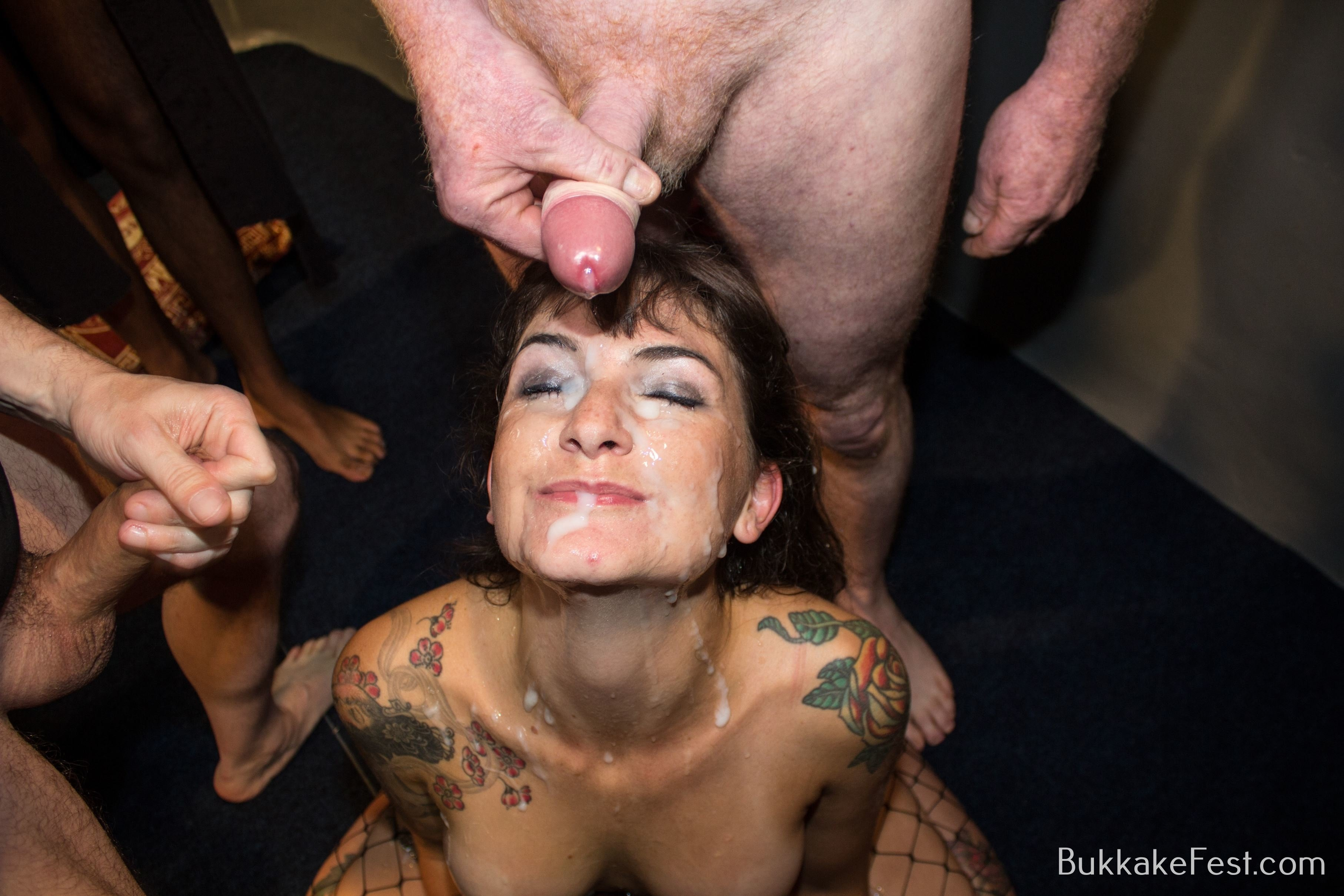 Husband forces wife to swallow Black Blow Job Game....wonderful mouth for a huge Black Cock!!!