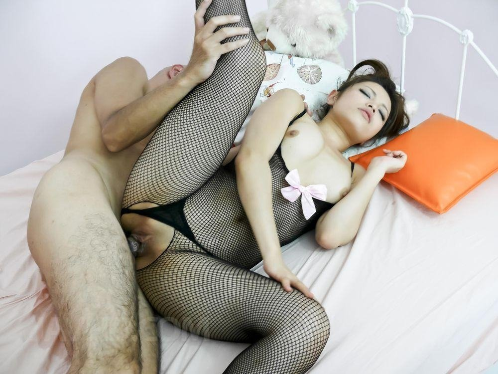 Cecilia zhang Black cheating woman gets unwanted creampie