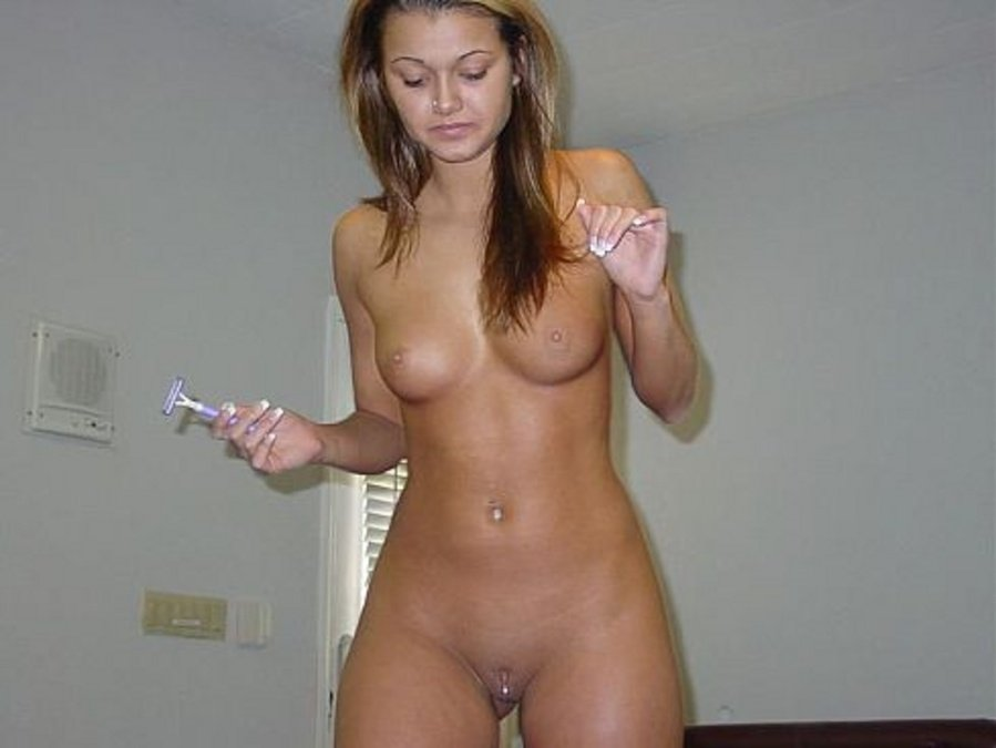 Bikers naked wife