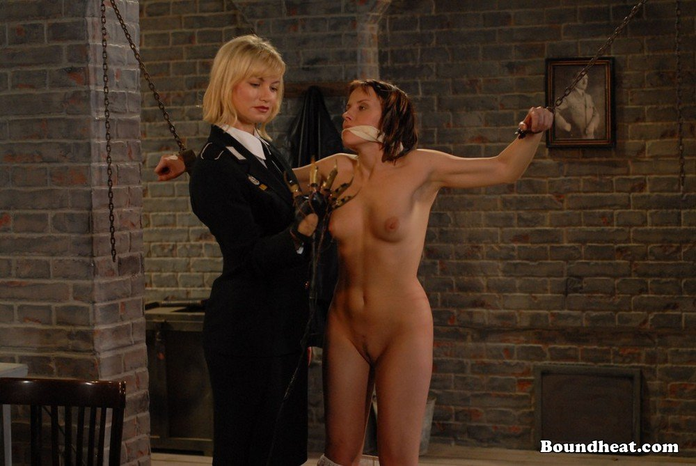 Bondage Picture Gallery Starring Harmony