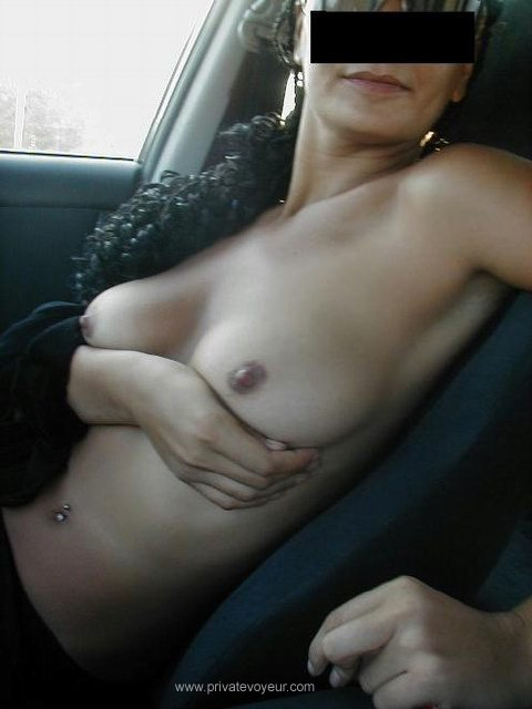 women with big tits giving head