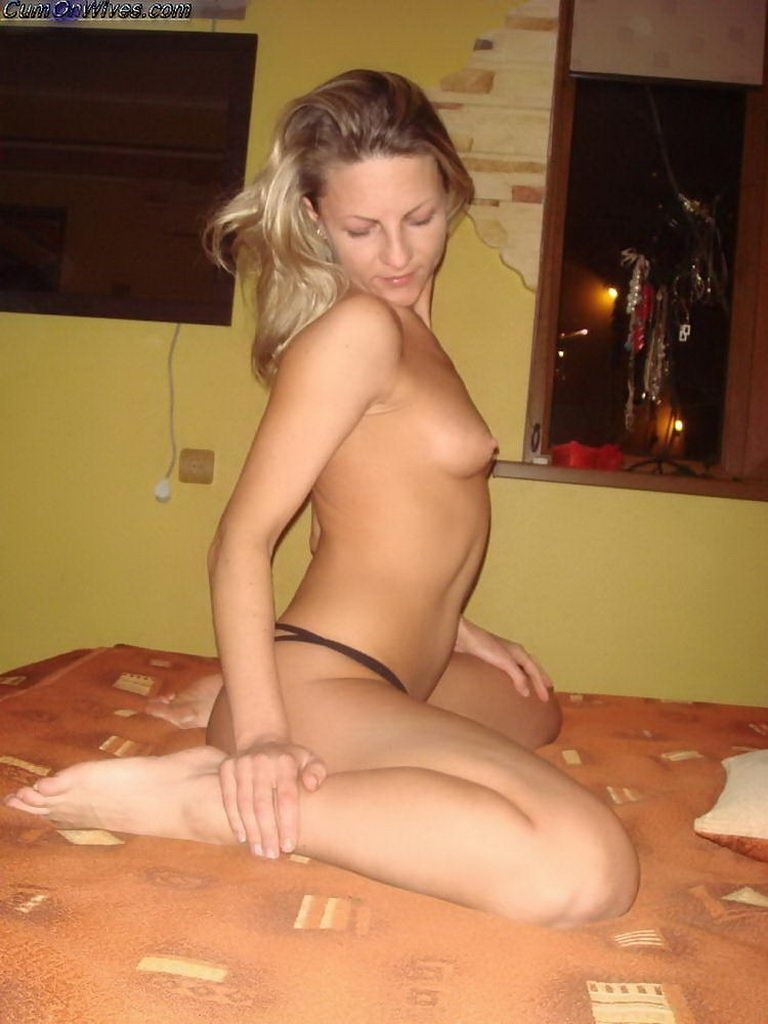Horny young wives sex