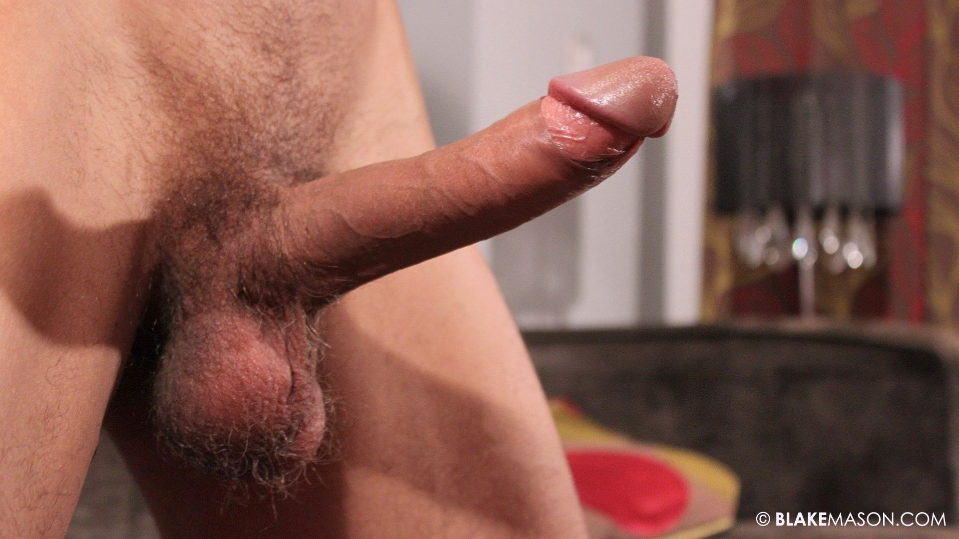 His penis is so big, and my vagina is so small, we have to use lube