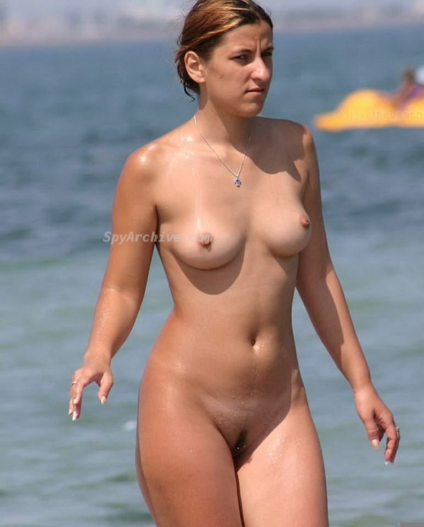Sexy mature nude beach #1