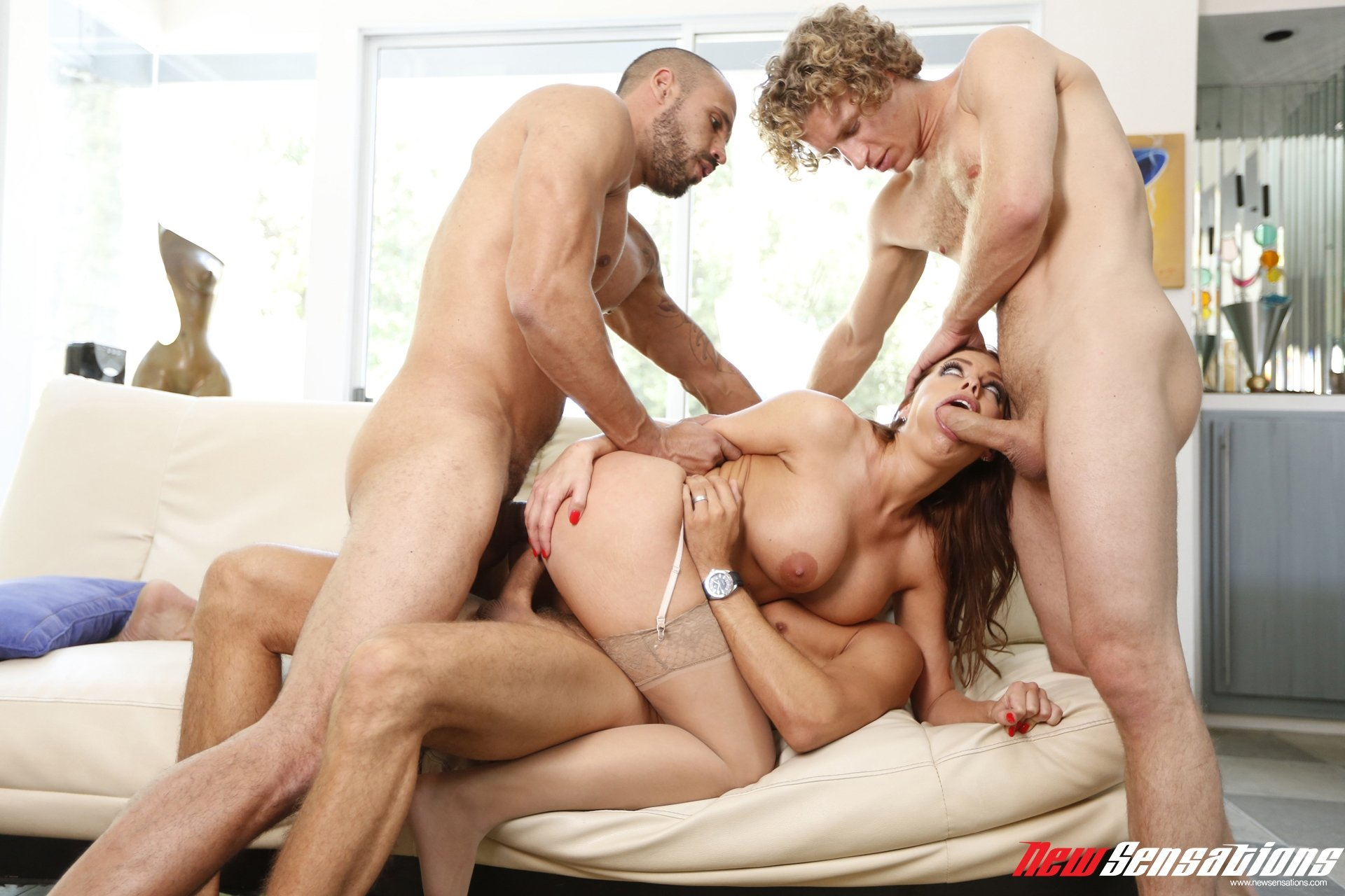 Young men wanking each other #1