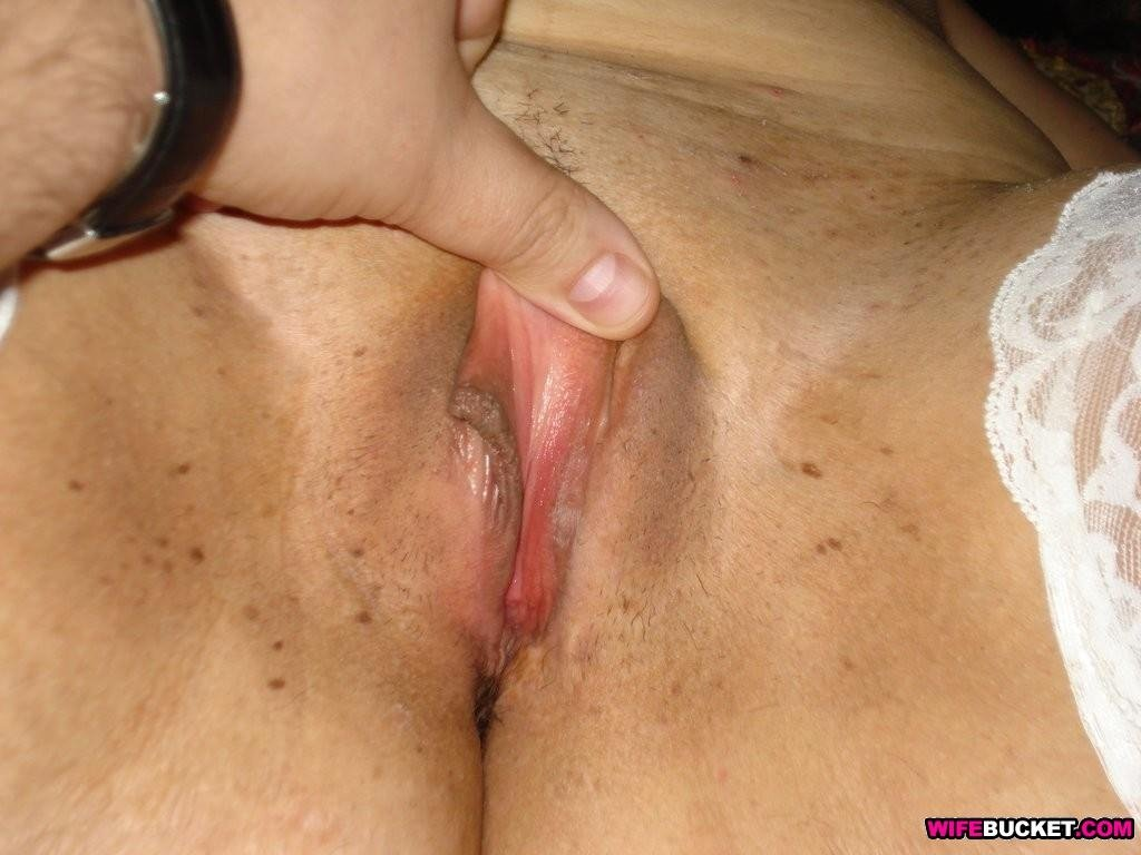 my wife giving a blowjob