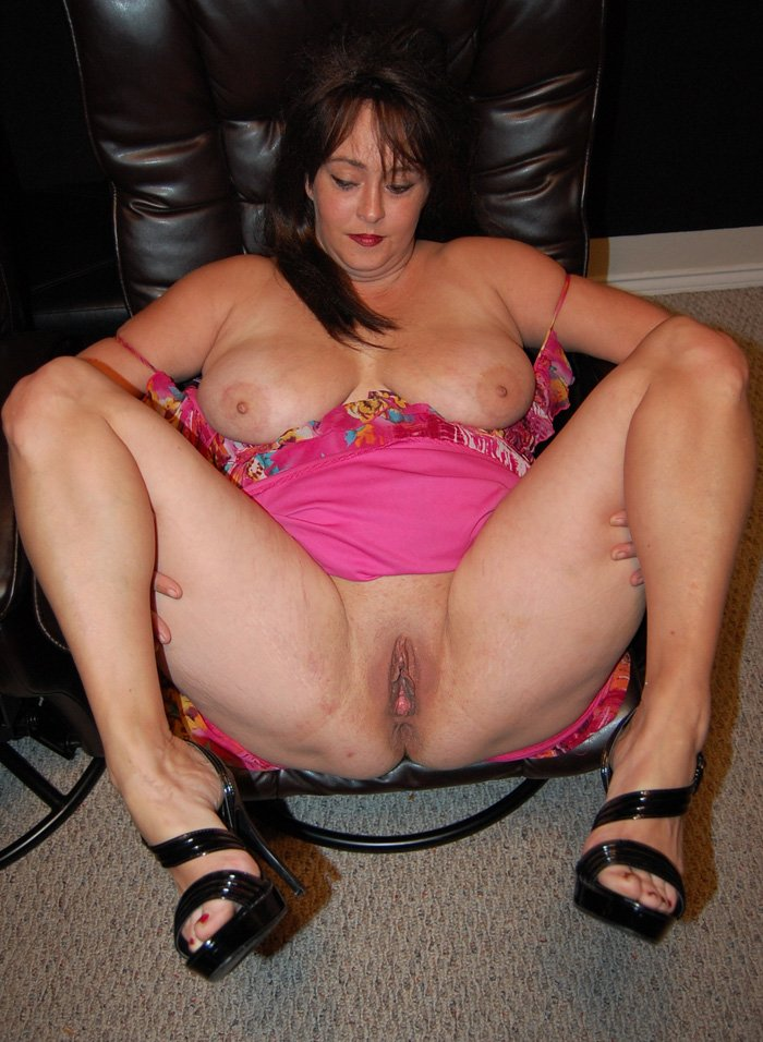 Homemade fat mature #8