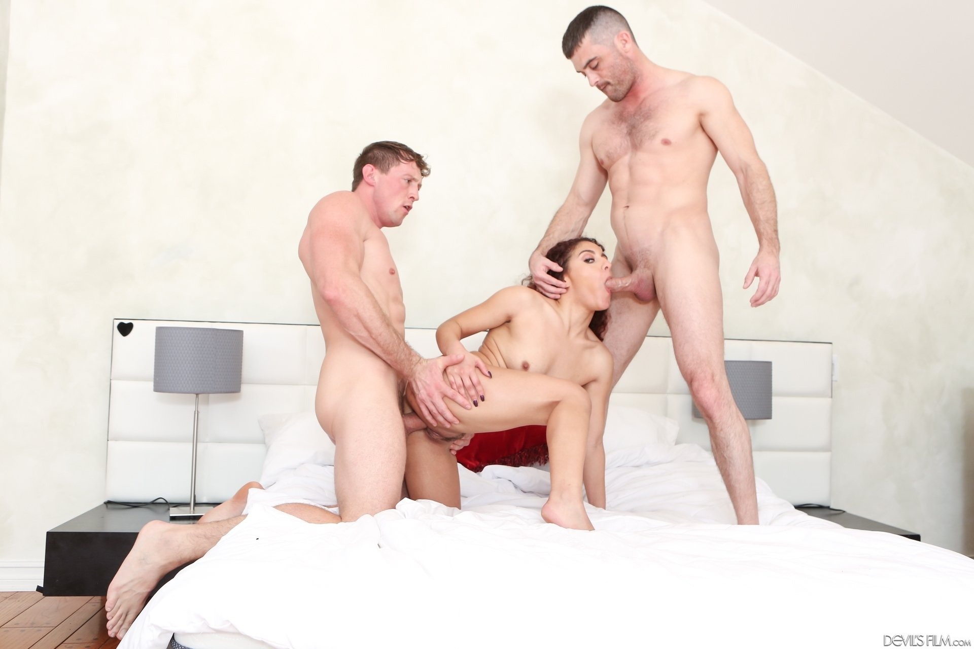 dorm room party porn add photo