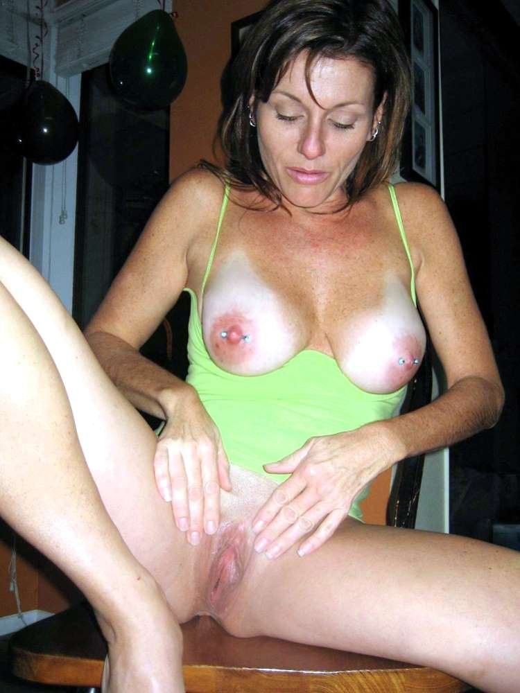 Camping party anal