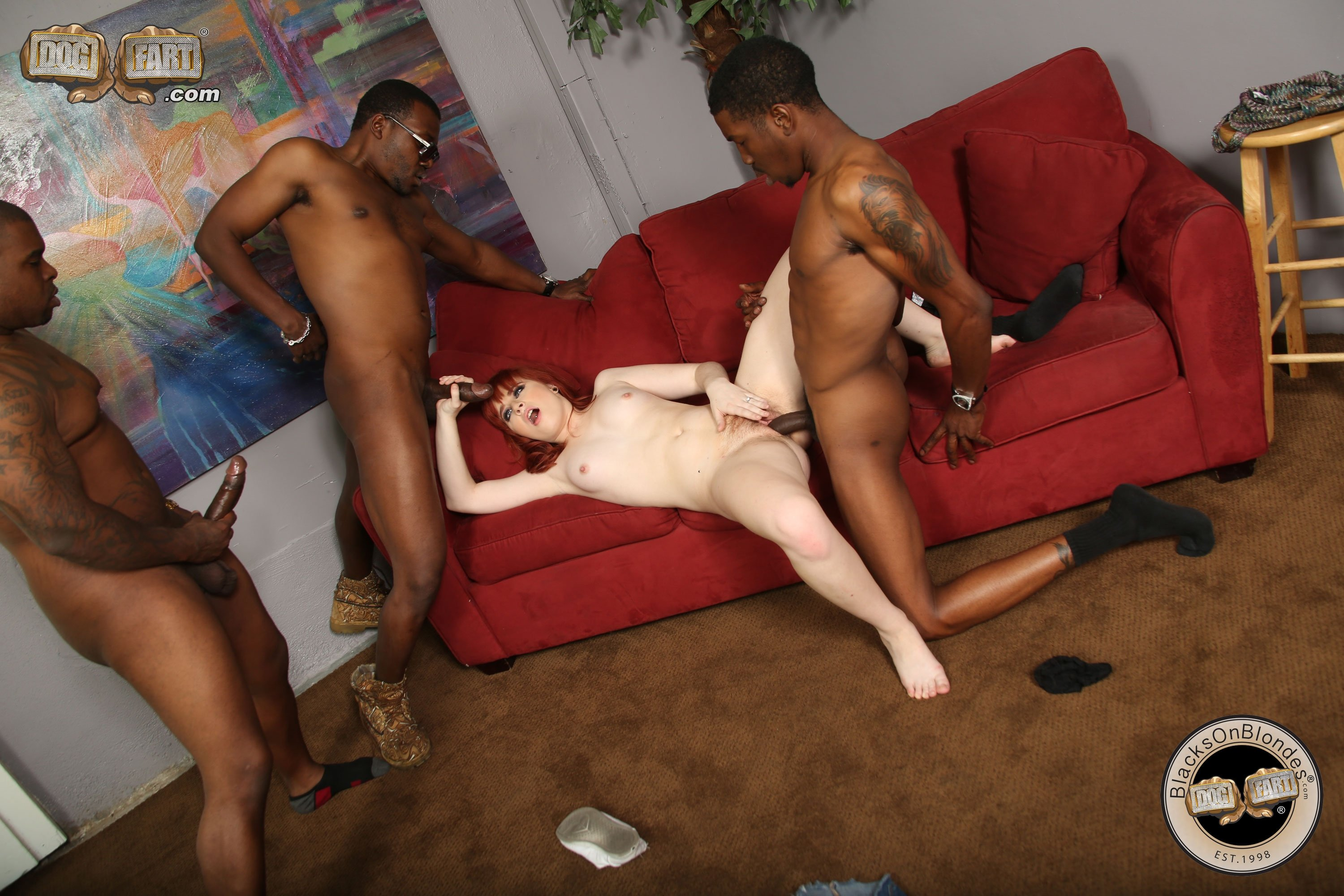 Young libertines anal #1