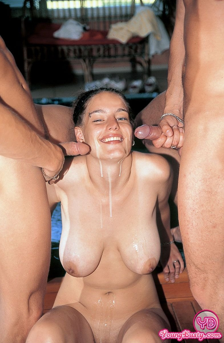 Threesome with wifes sister #1