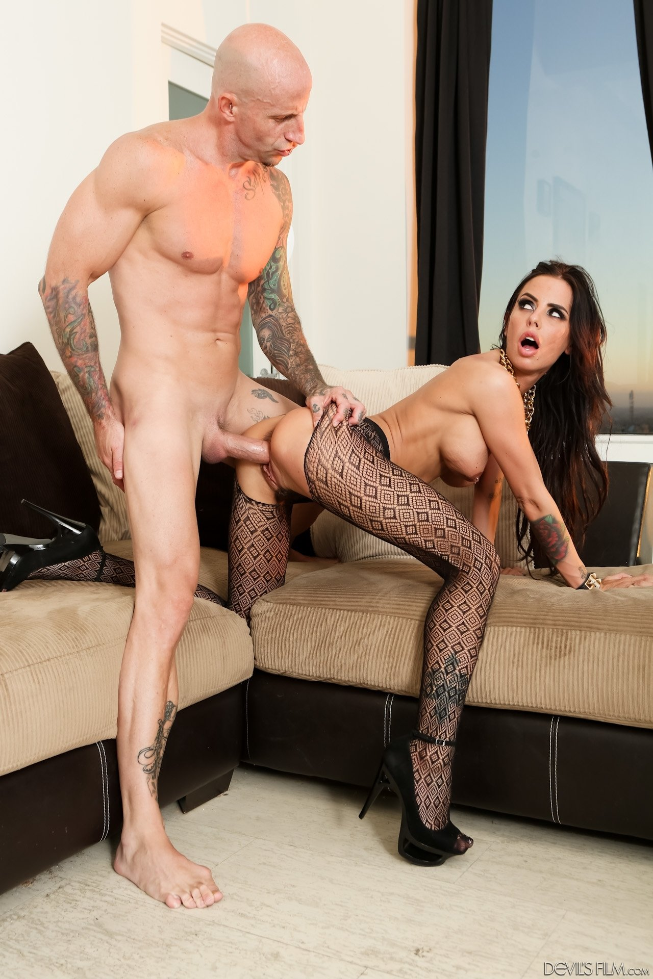 Brandy aniston and marlena - ass licking
