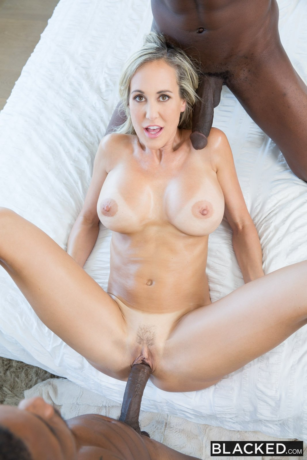 A moms first big dick