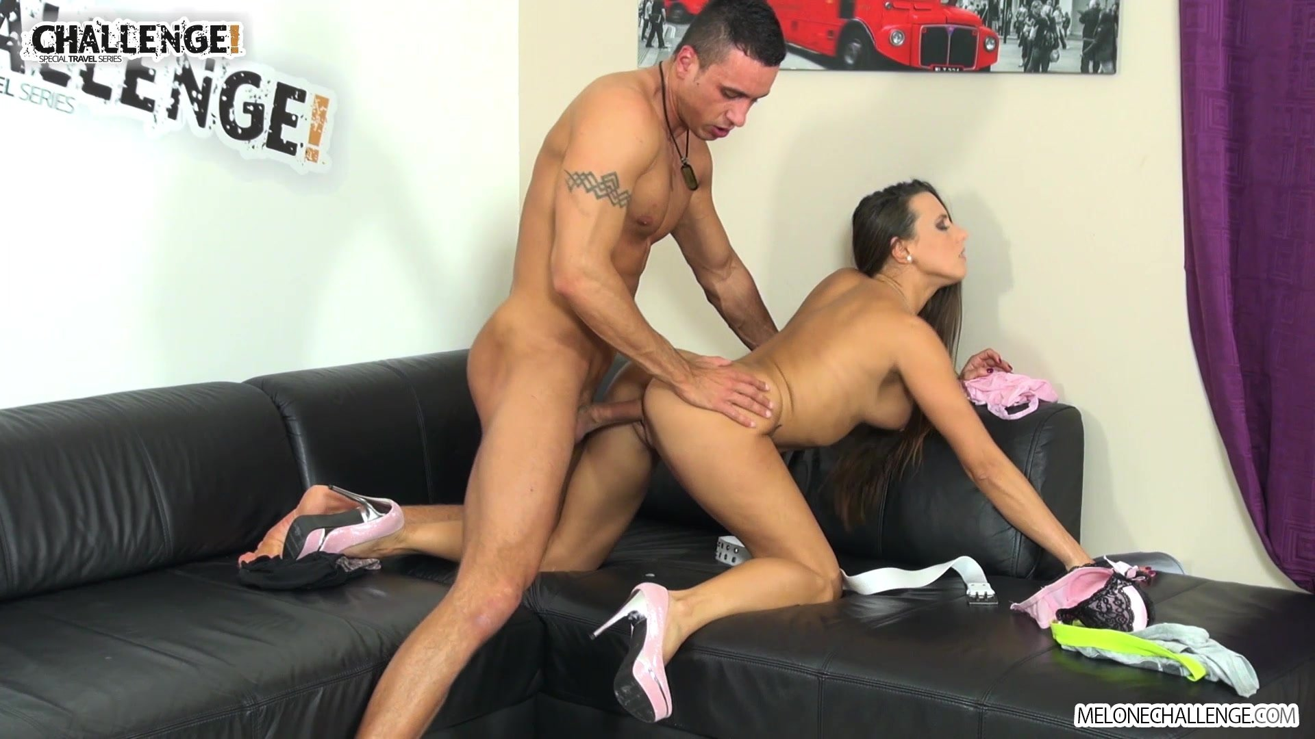 Wife pegging ass My sister's hairy cunt