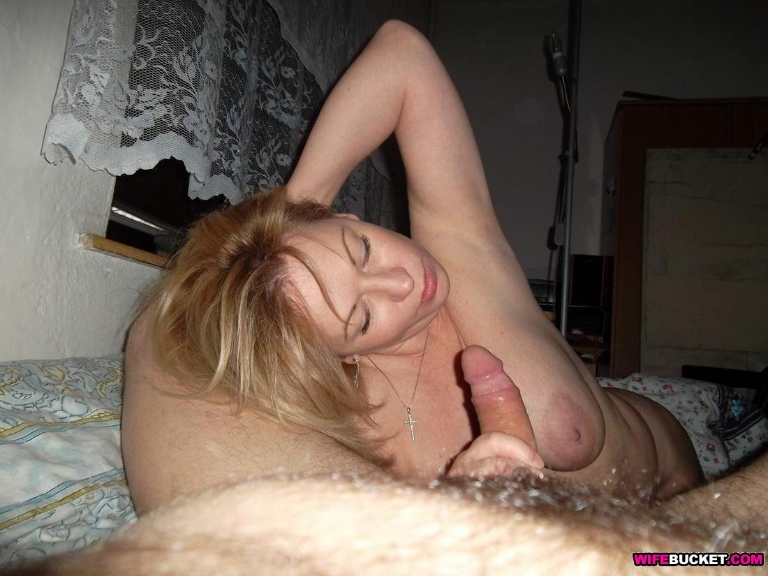 Amateur cum inside
