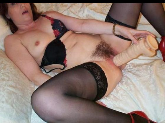 femdom strapon domination mature lady hand job