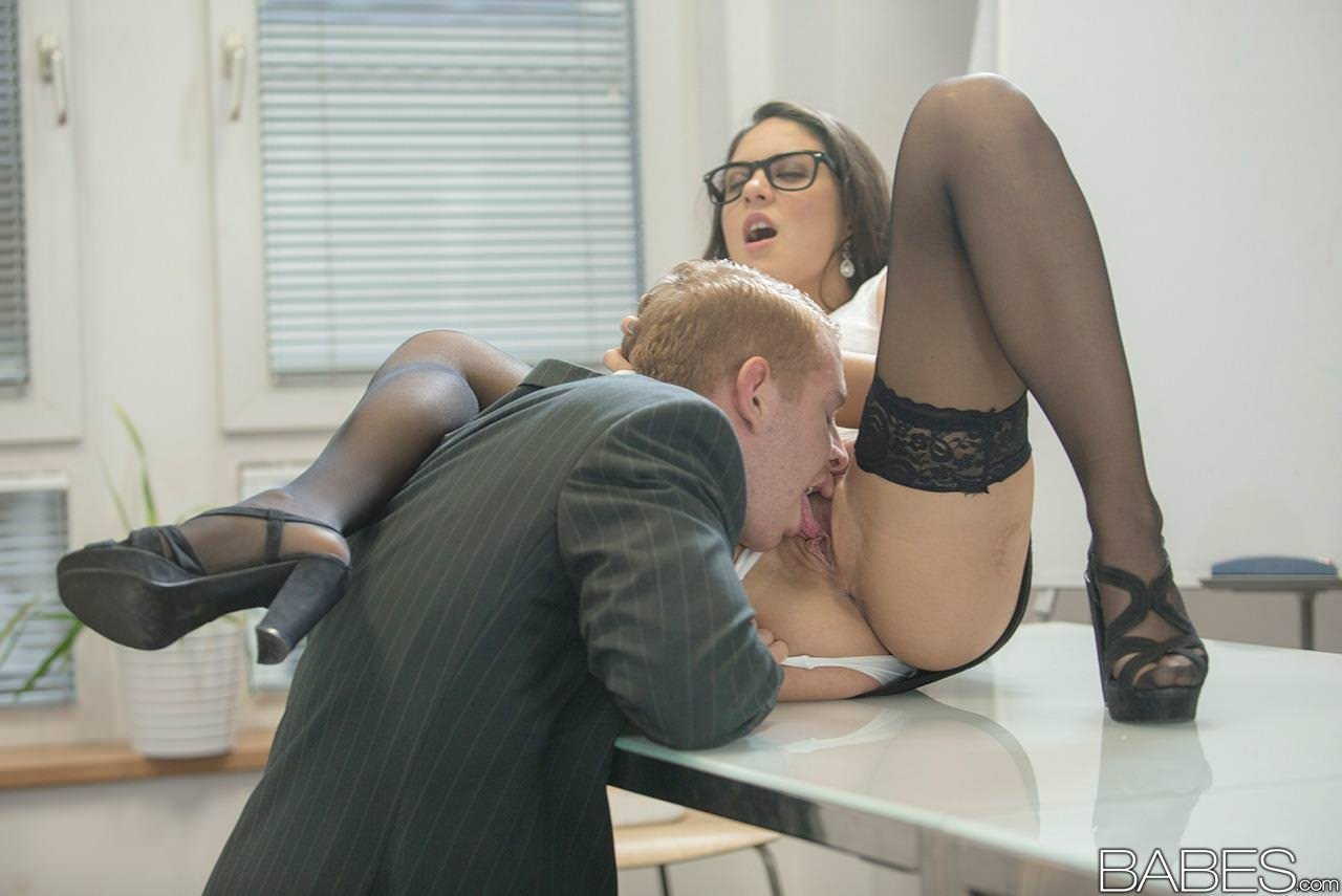 Thing wrong gallery porn secretary girl