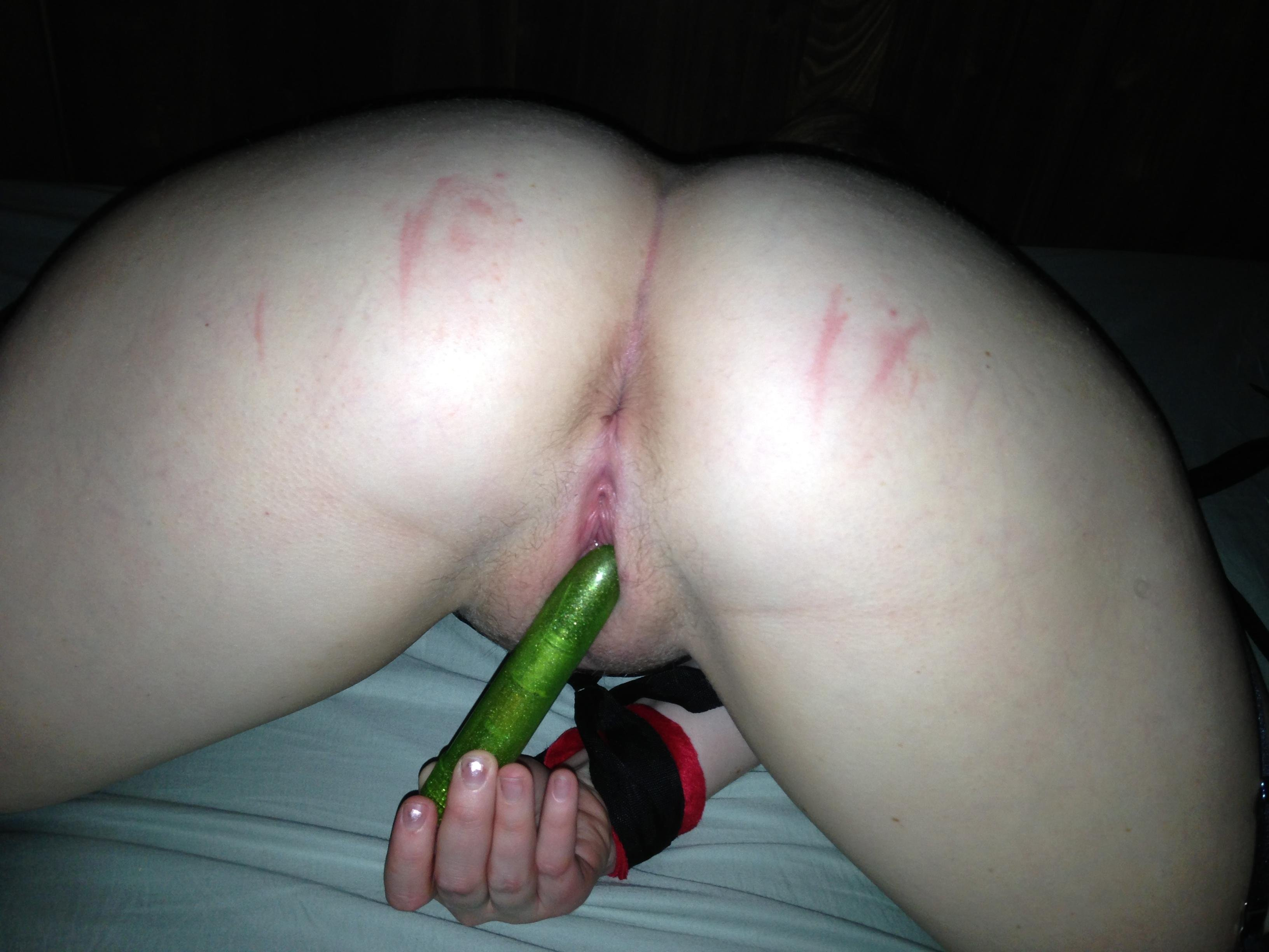 my wifes first bbc