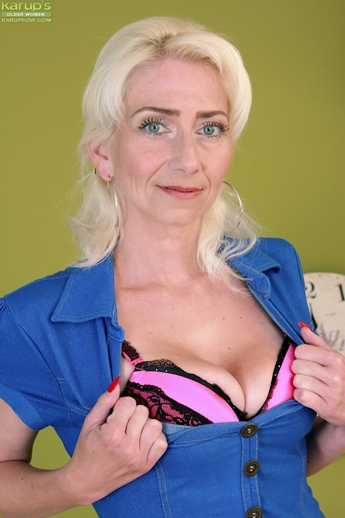 Mature in sexy clothes #8
