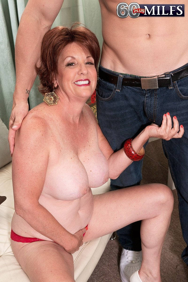 Huge tit mature amateur #1