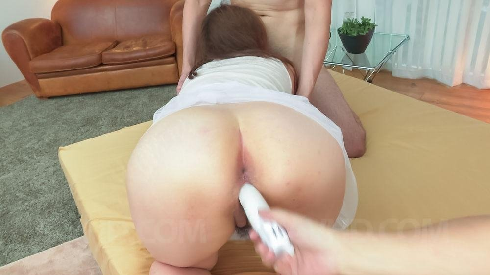 Wife admitted she sucked another guy french anal hairy