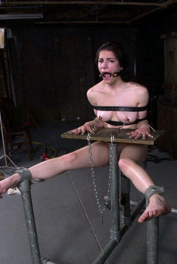 Bdsm female sex slave #17